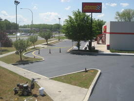 parking lot sealcoating cost