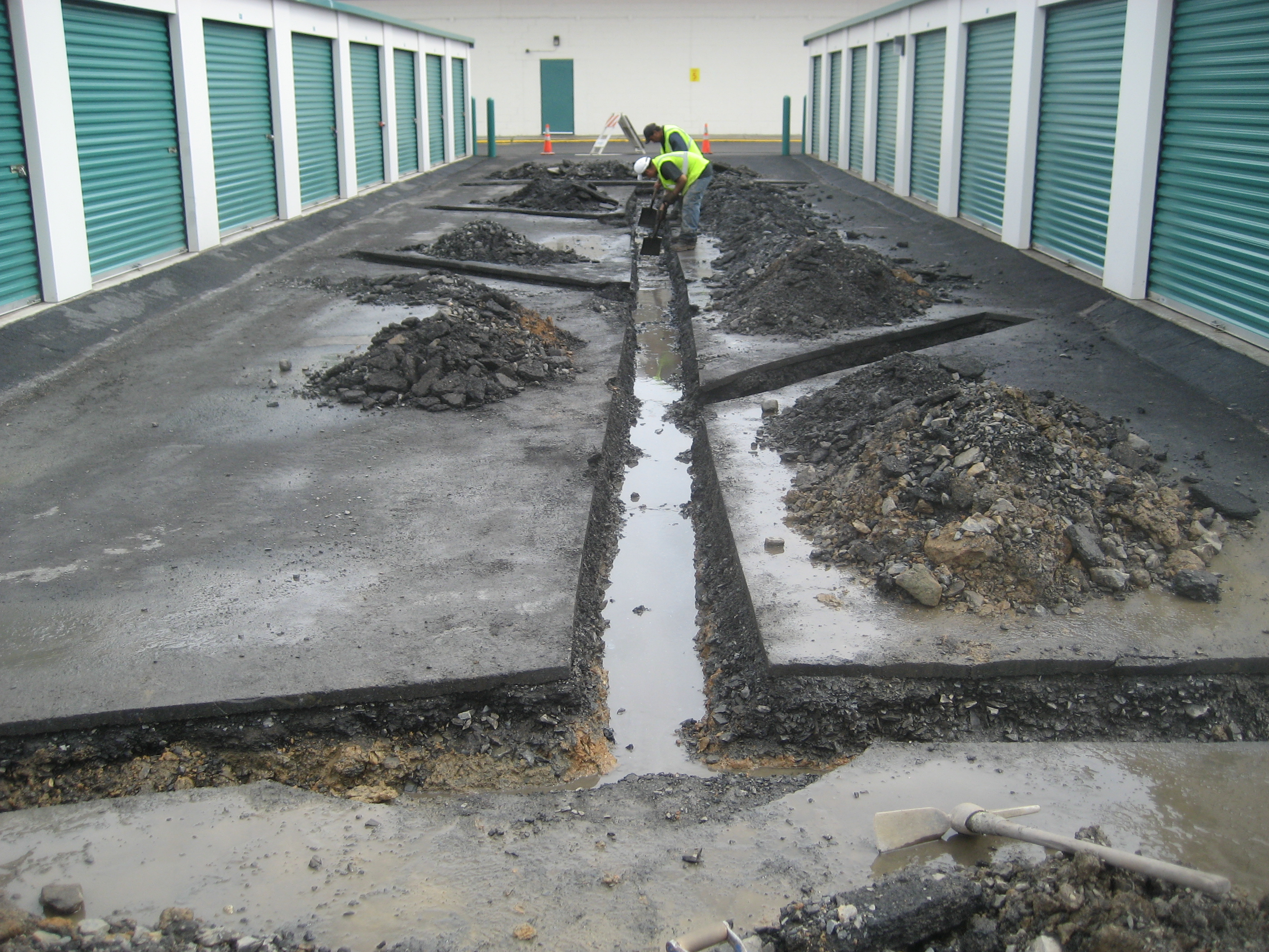 Benefits Of Using Drainage Tile Parking Lot Underdrain