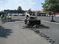 Asphalt Repair Options