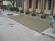 Concrete Services Sidewalk