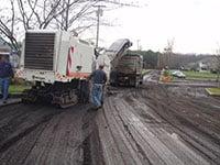 NJ Asphalt Milling and Paving