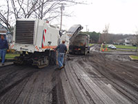NJ Milling and Paving
