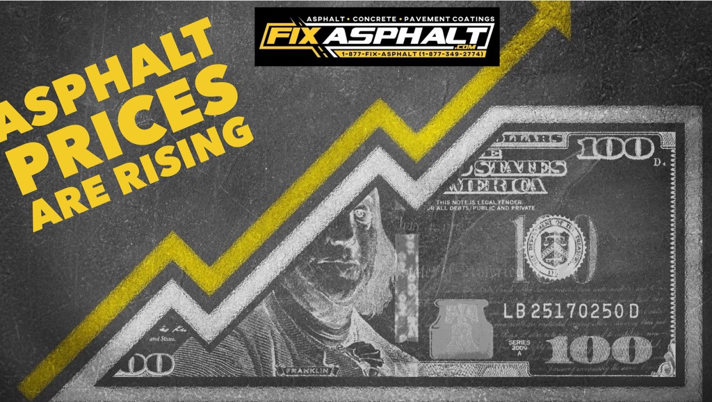 Asphalt Prices Rising