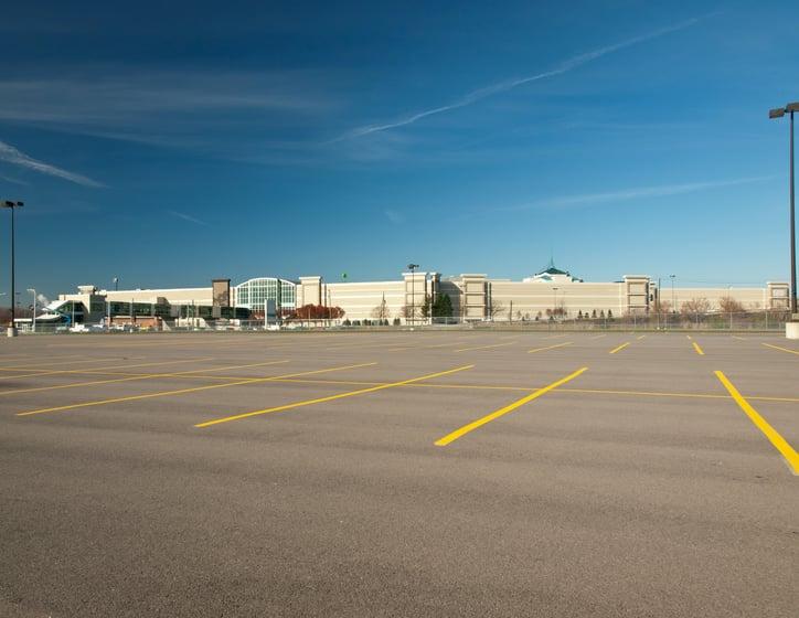Parking Lot Oxidation