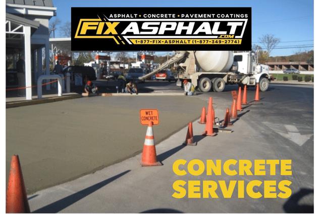 NJ Concrete Services