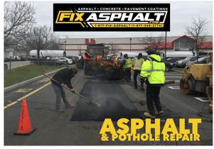 NJ Emergency Asphalt Repair