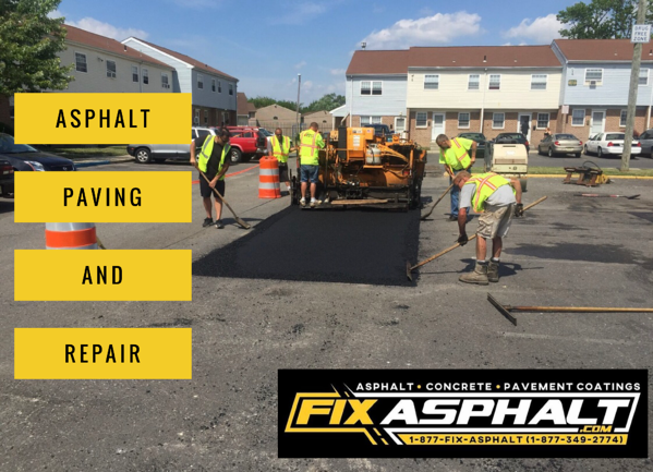 NJ ASPHALT PAVING AND REPAIR