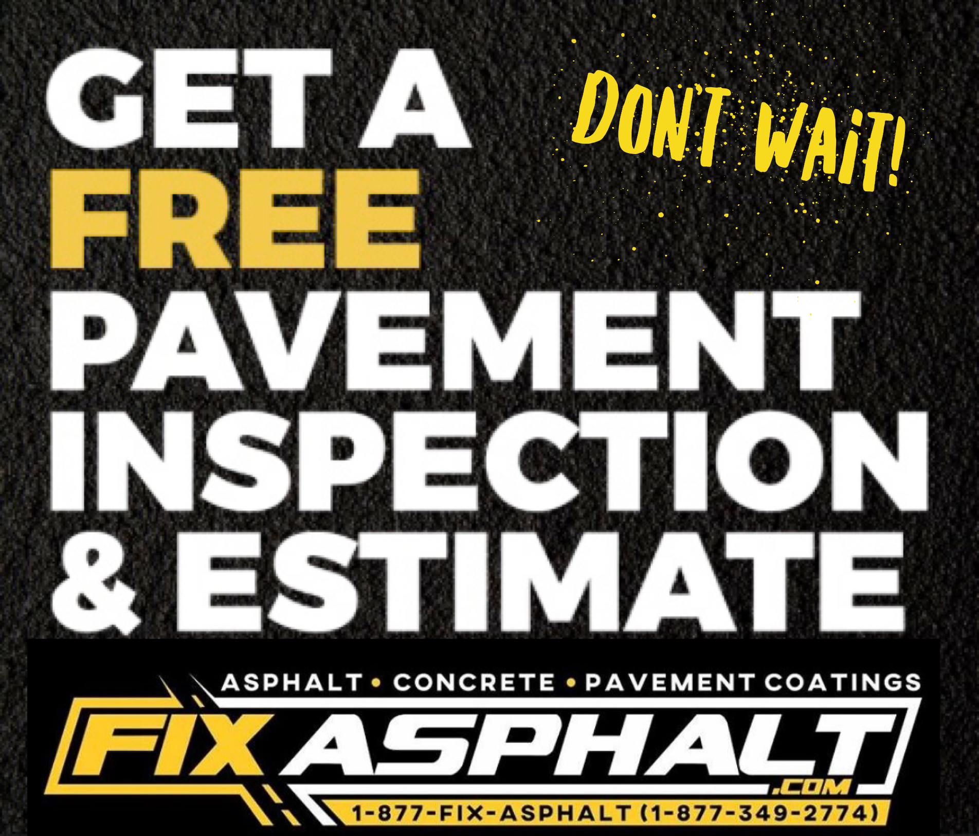 Free Inspection/Estimate