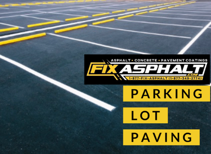 New Jersey Parking Lot Paving Company