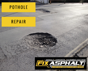 NJ Pothole Repair
