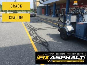 NJ Crack Sealing