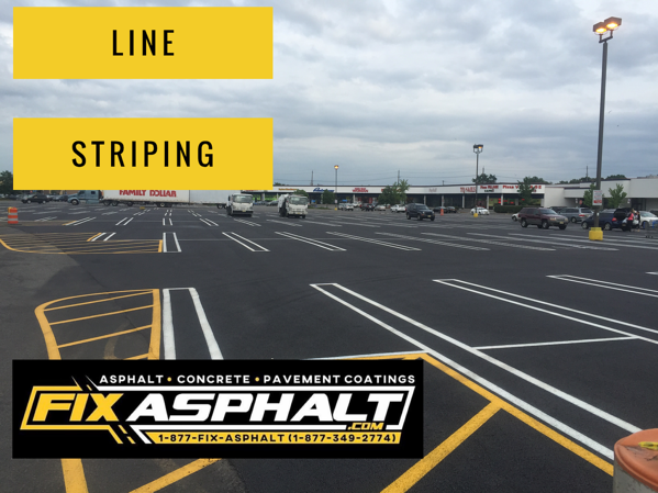 NJ LINE STRIPING