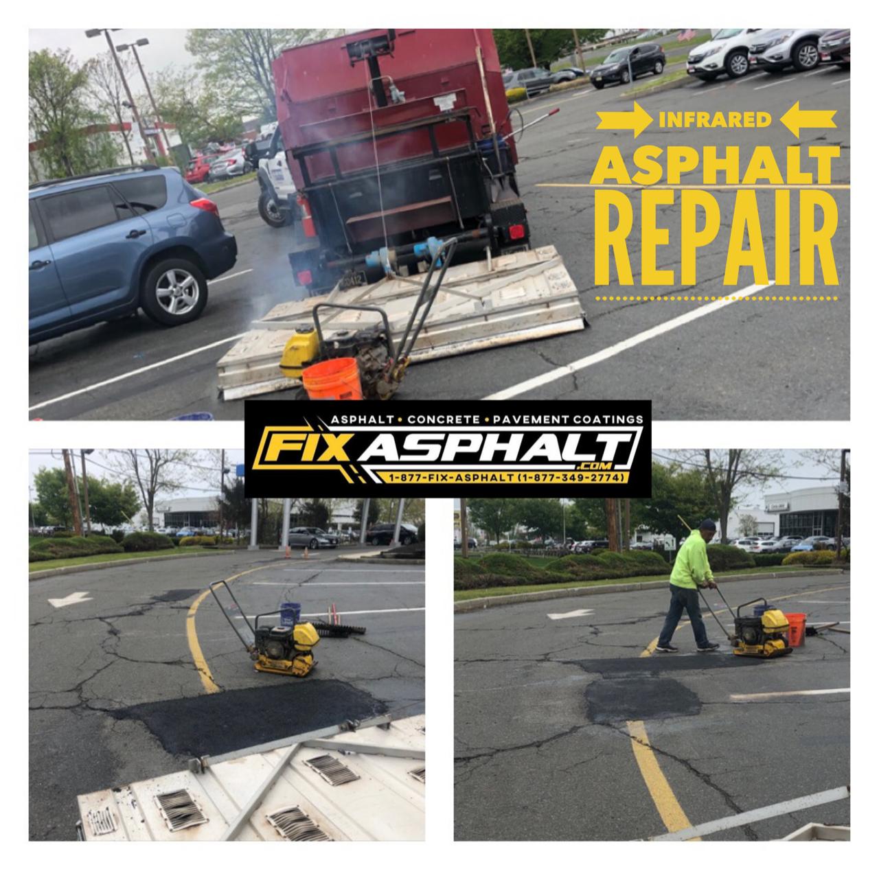 NJ Parking Lot Repair