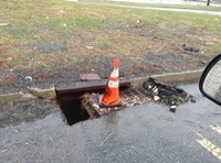 Catch Basin Repairs