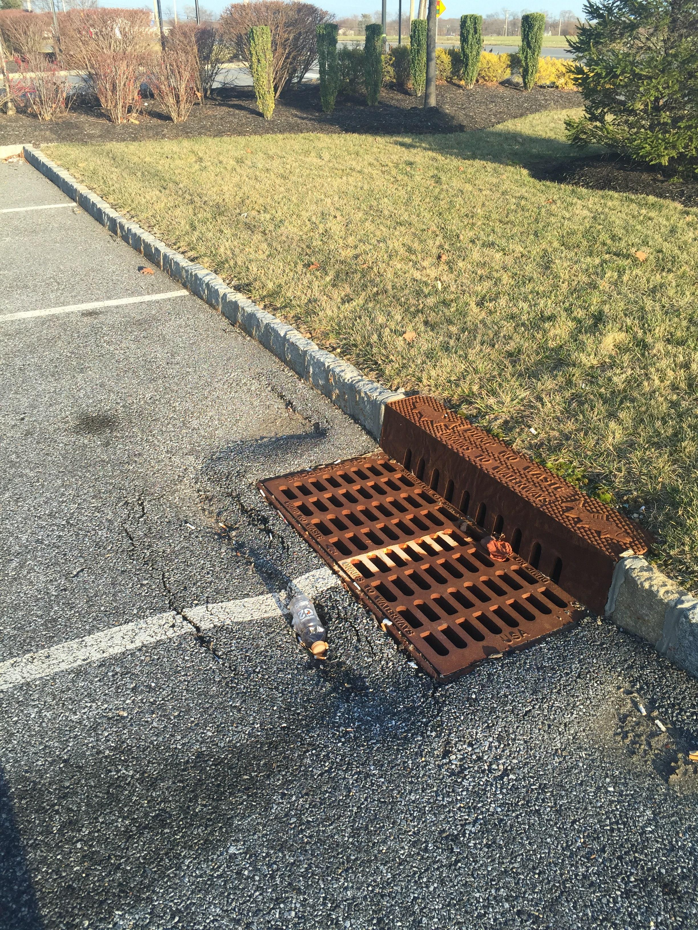 Why Do Parking Lot Catch Basins Fail
