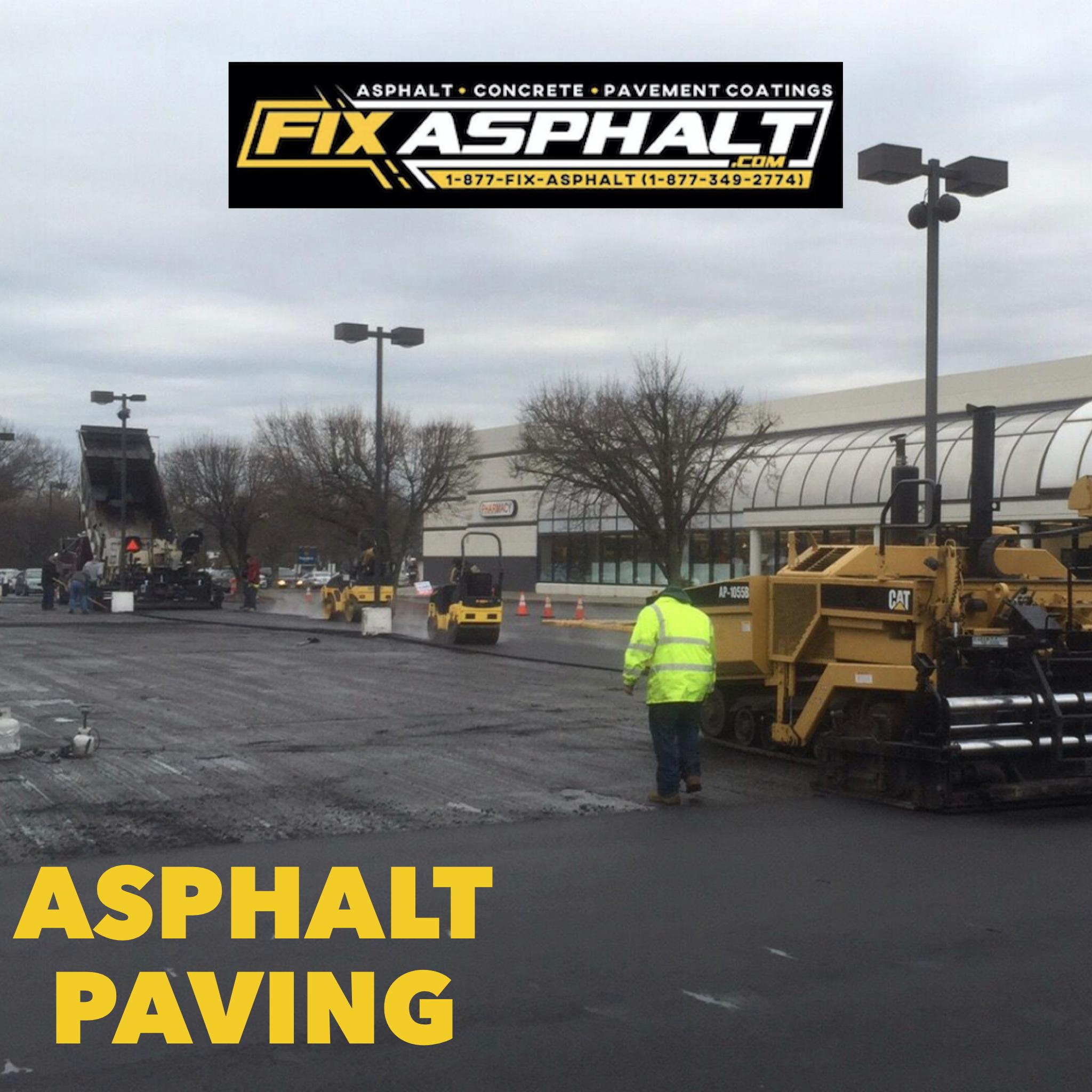 Asphalt Paving Old Bridge New Jersey