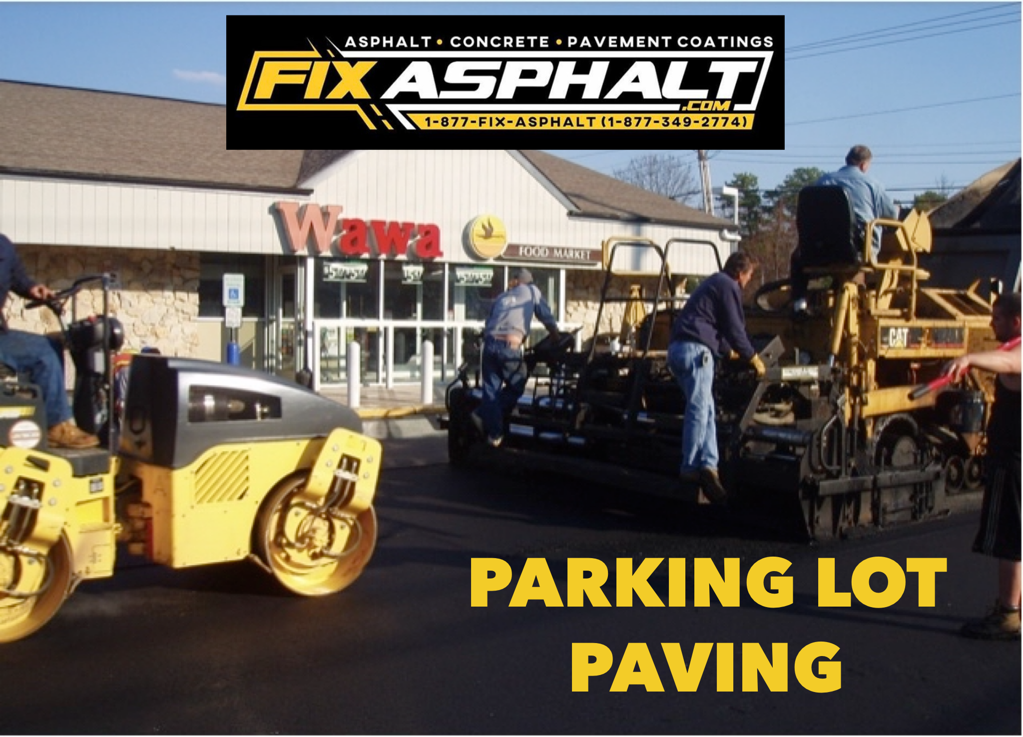 New Jersey Asphalt Paving