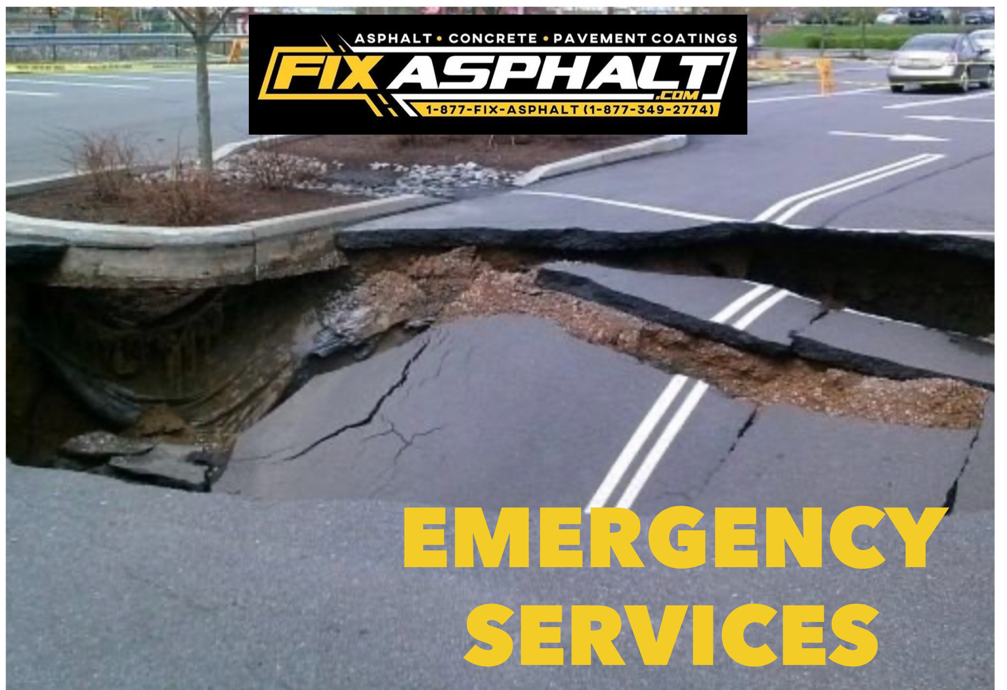 New Jersey Emergency Asphalt Repair