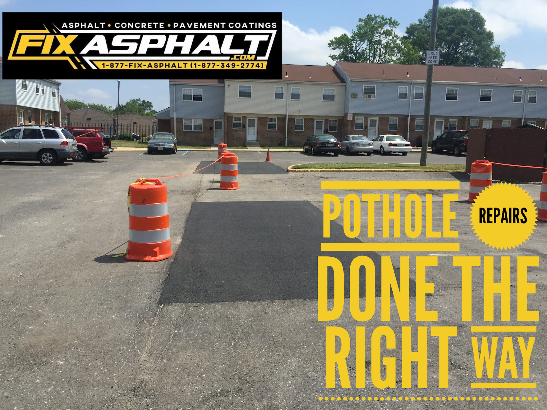 NJ Asphalt Repair Company