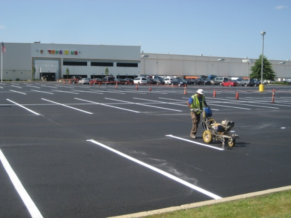 What S The Average Cost To Line Stripe A Parking Lot