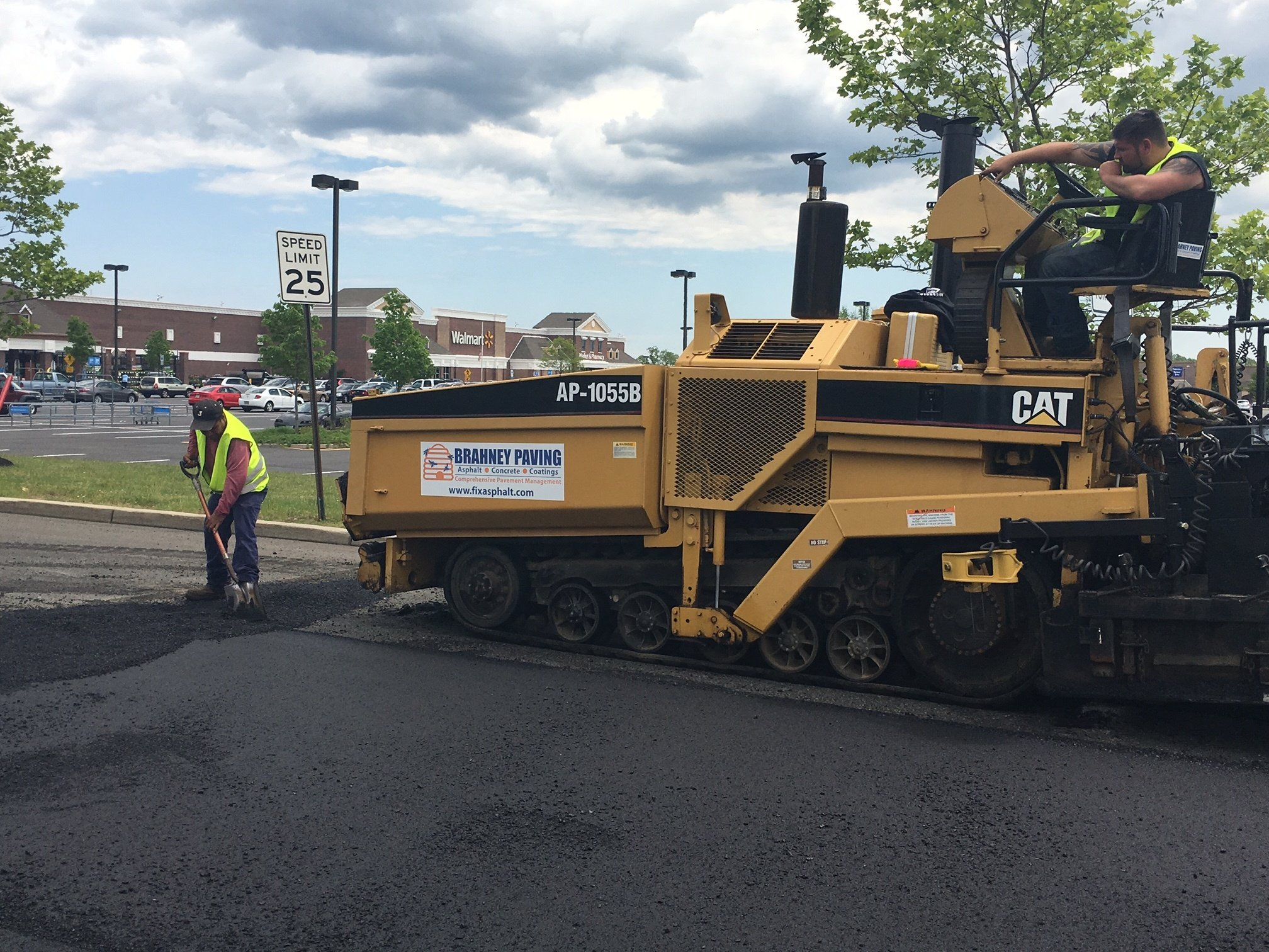 NJ Asphalt Paving Company