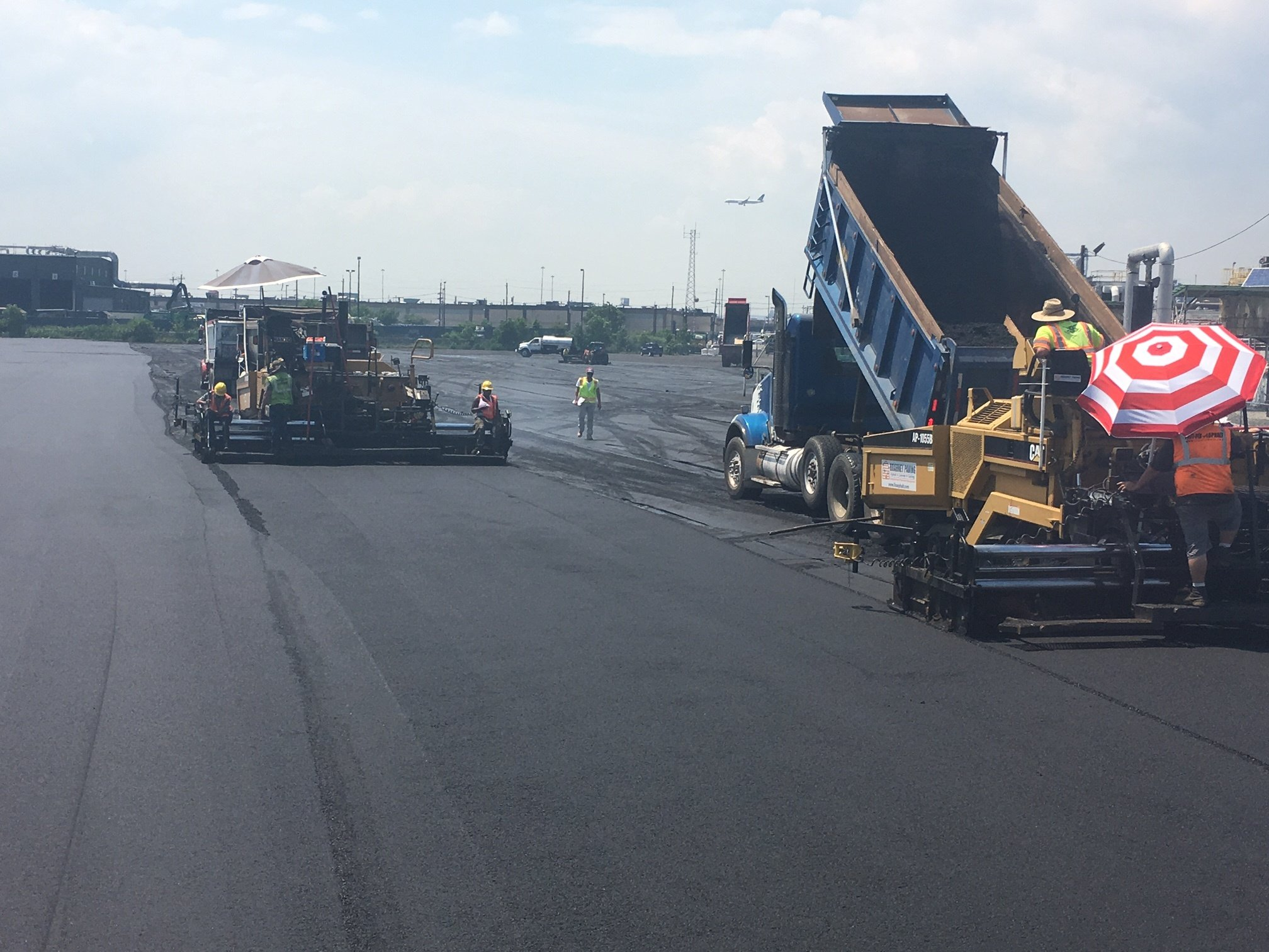 NJ Parking Lot Paving Company