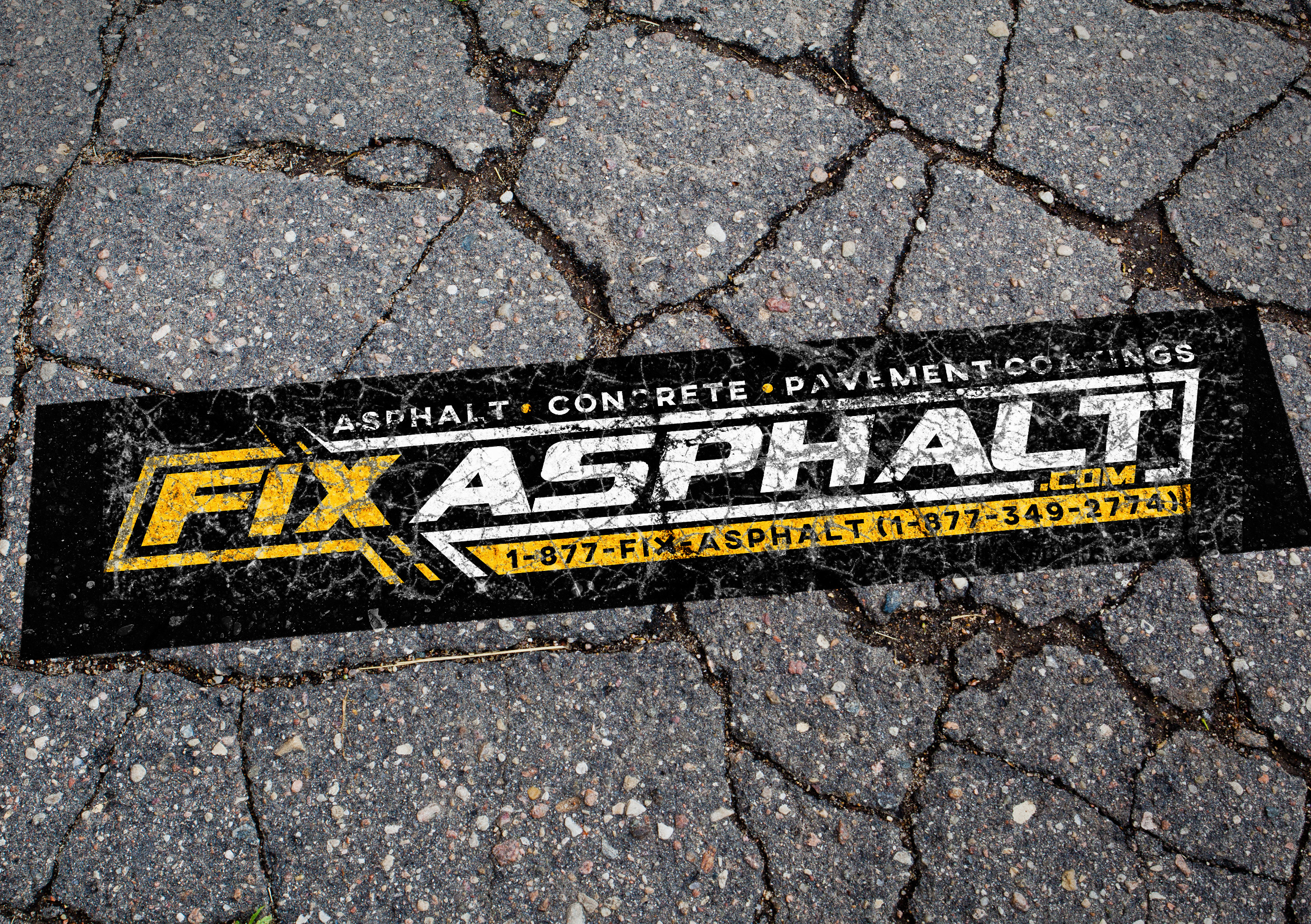 NJ Asphalt Repairs